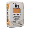 Клеевая смесь LITOKOL BETONKOL K9 (ЛИТОКОЛ) для укладки пено-, газо-, полистиролбетонных блоков, 25кг белая