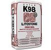 Клей для укладки плитки LITOKOL LITOSTONE K98 (ЛИТОКОЛ), 25кг (серый)