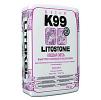 Клей для укладки плитки LITOKOL LITOSTONE K99 (ЛИТОКОЛ), 25кг (белый)