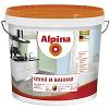 ALPINA (АЛЬПИНА) КУХНЯ И ВАННАЯ краска для влажных помещений полумат, 5л