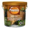 Pinotex Focus (ПИНОТЕКС ФОКУС) Декоративно-защитная пропитка для заборов и садовых построек, 10л