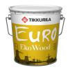 Евро Эко Вуд лессирующий антисептик для древесины (Тиккурила), 9л