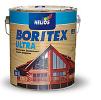 Лазурь BORITEX ULTRA (БОРИТЕКС УЛЬТРА) лазурь с воском для защиты древесины внутри и снаружи помещений, 10л