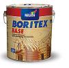 Грунтовка для дерева BORITEX BASE (БОРИТЕКС БАЗА) бесцветный грунт-антисептик для древесины, 10л