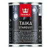 Лак TAIKA (ТАЙКА) СТАРДАСТ лазурь для создания декоративных эффектов (золотистая), 1л