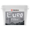 Шпатлевка Евро Филлер (Euro Filler) акрилатная влагостойкая шпатлевка (Тиккурила), 3л