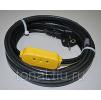 Саморегулирующийся кабель Lavita - GWS 16-2CR 4M (64W)