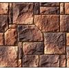 Дарем (крупный камень) декоративный искусственный камень с угловыми элементами