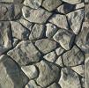 Рутланд (крупный камень) декоративный искусственный камень с угловыми элементами