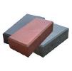 Тротуарная плитка Кирпич шершавый * 200х100х30 (цвет серый).