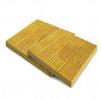 Тротуарная плитка Паркет * 300х300х30 (цвет серый).