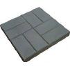 Тротуарная плитка 8 - кирпичей * 400х400х50