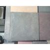 Тротуарная плитка Квадрат 500х500х70 (цвет серый).