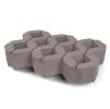 Газонная бетонная решетка 1РД10 600х400х100.