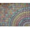 Тротуарная плитка Брук римский (5 элементов)
