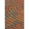 Тротуарная плитка Старый город 172/115/75 х115х60 (серый).