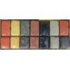 Тротуарная плитка Булыжник средневековый-III * 215х130х55 (серая).