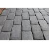 Тротуарная плитка Булыжник средневековый-IY * 260х165х55 (серая).