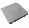 Тротуарная плитка Ракетка 230x140x60 (цвет серый).