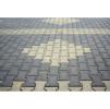 Тротуарная плитка Катушка 242х160х70 (цвет серый).