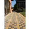 Тротуарная плитка Квадрат 100х100х60 (цвет серый).