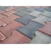 Тротуарная плитка Катушка 200х165х100 (цвет серый).