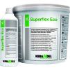 """Двухкомпонентный полиуретановый белый клей KERAKOLL """"Superflex Eco"""" comp A+B, Белый, Серый (8кг)"""