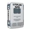 LITOPLAN RAPID Цементный штукатурный состав для выравнивания поверхностей 25 кг.