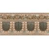 Керамический Бордюр Pamesa La Maison Alzata Tissu Esmeralda 15Х31.6 см