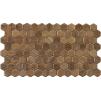 Керамический Гранит Porcelanosa forest Chelsea Camel 31.6x59.2см