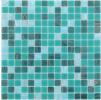 Мозаика стеклянная Bonaparte Aquamarine