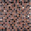 Мозаика стеклянная Bonaparte Crystal brown