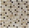 Мозаика из натурального камня Bonaparte Turin-15 slim (POL)