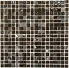 Мозаика стеклянная с камнем Bonaparte Alana