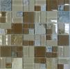 Мозаика стеклянная с камнем Bonaparte Free time-48