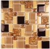Мозаика стеклянная с камнем Bonaparte Liberty -3