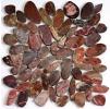 Мозаика из натурального камня Bonaparte Flat Red jack