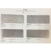Керамическая плитка PORCELANOSA Park Silver/ Park Acero/Park Lineal Acero/Park Lineal Silver - 31.6х90х0,9 см