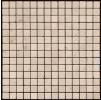 Мозаика из натурального камня серия ADRIATICA M030-20P (Crema Marfil Extra)