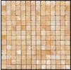 Мозаика из натурального камня серия ADRIATICA M073-20P (Onyx Yellow)