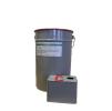 Антикоррозионная эмаль высокой химической стойкости Полак ЭП41 №3 для стационарных емкостей. Комплект 25,5 кг (основа 25 кг + отвердитель 0,5 кг)