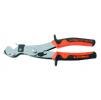 Ножницы просечные по металлочерепице c 2 зап. ножами EDMA