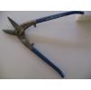 Ножницы по металлу для криволинейных резов левые Freund