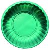 Ваза садовая пластиковая большая круглая. Объем: 210л. Цвет: Зеленый