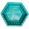 """Клумба садовая пластиковая """"Ромб"""" большой 210л. Цвет: Зеленый"""