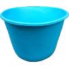 Купель пластиковая круглая малая. Цвет: Синий