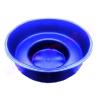 Купель пластиковая четырехместная круглая Синий