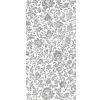 Панель пластиковая Узоры темные 500х2700мм. офсетная печать