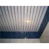 Панель потолочная 240х3000мм белый лак золото