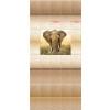Декоративная панель VENTA Exclusive «Савана Слон» 0.25x2.7